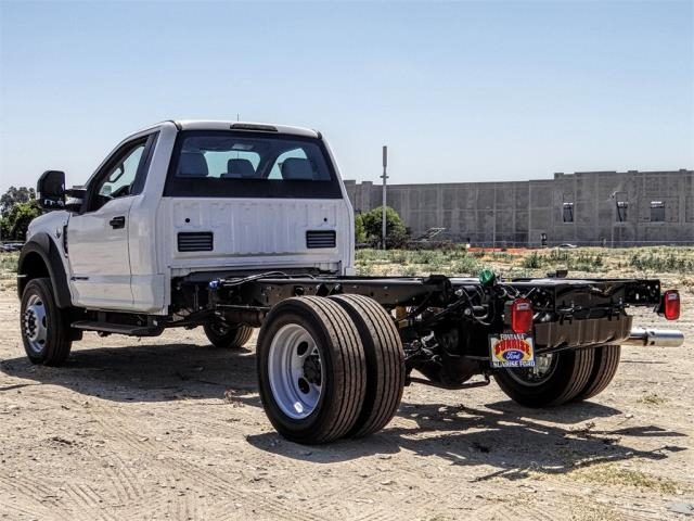 2019 F-450 Regular Cab DRW 4x2,  Cab Chassis #FK3644 - photo 1
