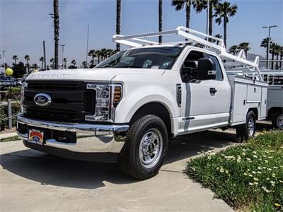 2019 F-350 Super Cab 4x2,  Scelzi Signature Service Body #FK3647 - photo 1