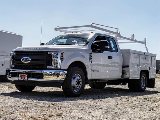 2019 F-350 Super Cab DRW 4x2, Scelzi Service Body #FK3654 - photo 1