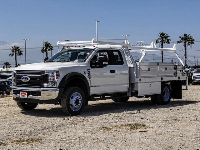 2019 F-450 Super Cab DRW 4x2,  Scelzi Contractor Body #FK3684 - photo 1