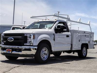 2019 F-350 Regular Cab 4x2,  Scelzi Signature Service Body #FK3685 - photo 1