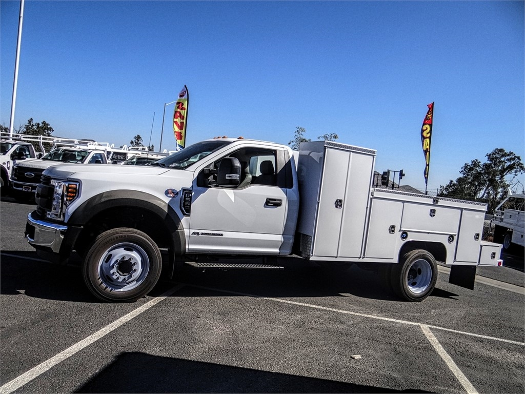 2019 F-550 Regular Cab DRW 4x2,  Scelzi Welder Body #FK3736 - photo 3