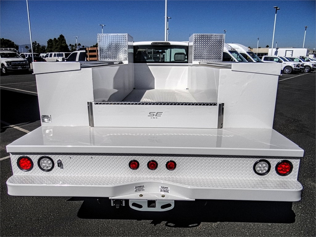 2019 F-550 Regular Cab DRW 4x2,  Scelzi Welder Body #FK3736 - photo 9