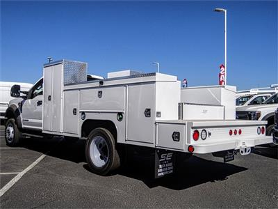 2019 F-550 Regular Cab DRW 4x2,  Scelzi Welder Body #FK3736 - photo 2