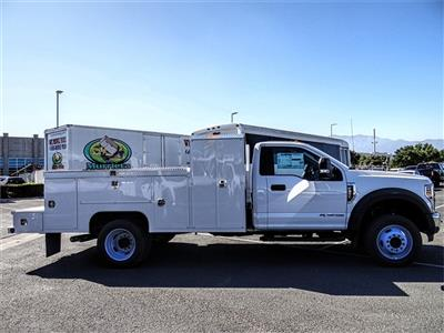 2019 F-550 Regular Cab DRW 4x2,  Scelzi Welder Body #FK3736 - photo 5