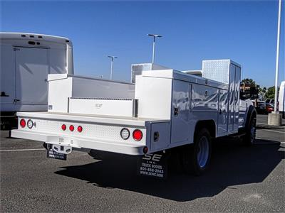 2019 F-550 Regular Cab DRW 4x2,  Scelzi Welder Body #FK3736 - photo 4