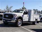 2019 F-550 Regular Cab DRW 4x2,  Scelzi Welder Body #FK3736 - photo 1