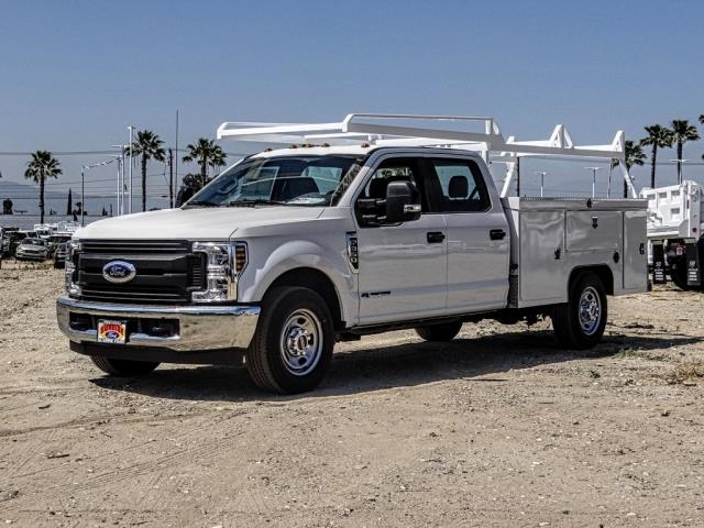 2019 F-350 Crew Cab 4x2,  Scelzi Service Body #FK3739 - photo 1