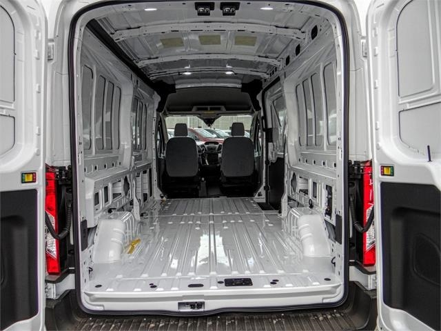 2019 Transit 250 Med Roof 4x2,  Empty Cargo Van #FK3753 - photo 2