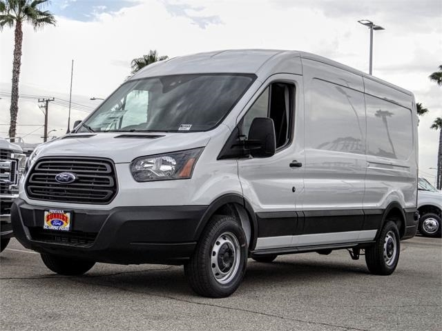 2019 Transit 250 Med Roof 4x2,  Empty Cargo Van #FK3753 - photo 1
