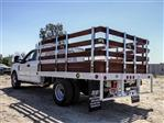 2019 F-350 Super Cab DRW 4x2,  Scelzi Stake Bed #FK3761 - photo 1