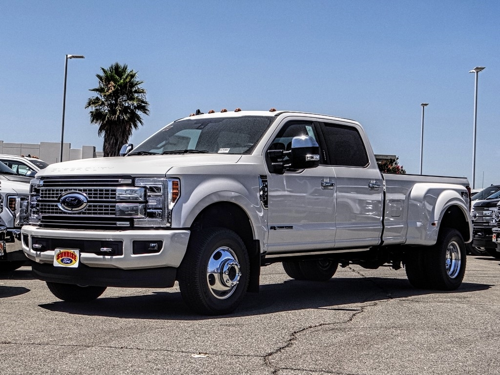 2019 F-350 Crew Cab DRW 4x4,  Pickup #FK3775 - photo 1