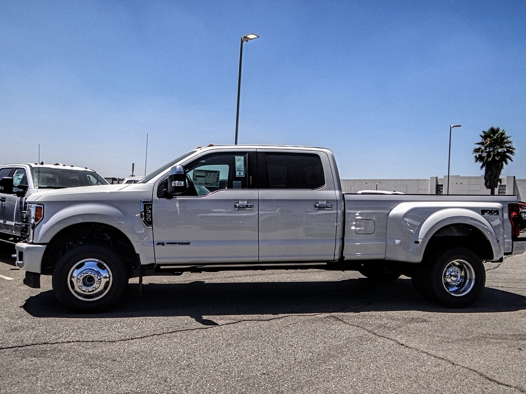 2019 F-350 Crew Cab DRW 4x4, Pickup #FK3775 - photo 3
