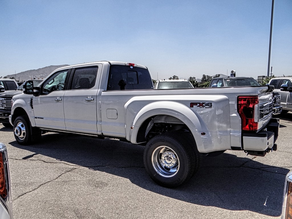 2019 F-350 Crew Cab DRW 4x4,  Pickup #FK3775 - photo 2