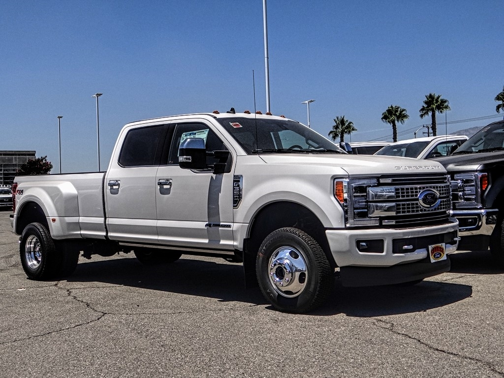 2019 F-350 Crew Cab DRW 4x4, Pickup #FK3775 - photo 7
