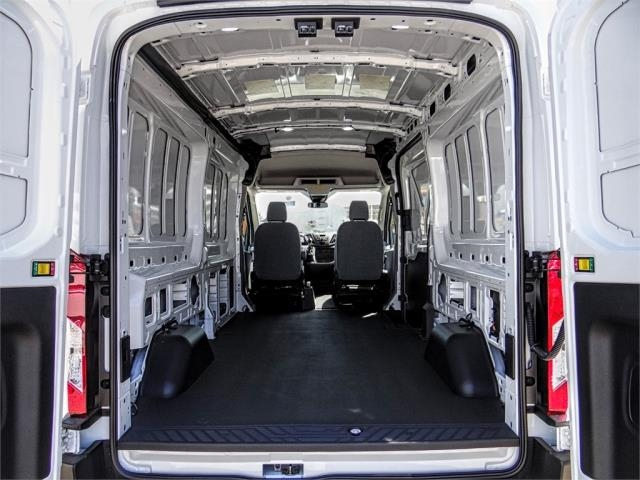 2019 Transit 250 Med Roof 4x2,  Empty Cargo Van #FK3777 - photo 1