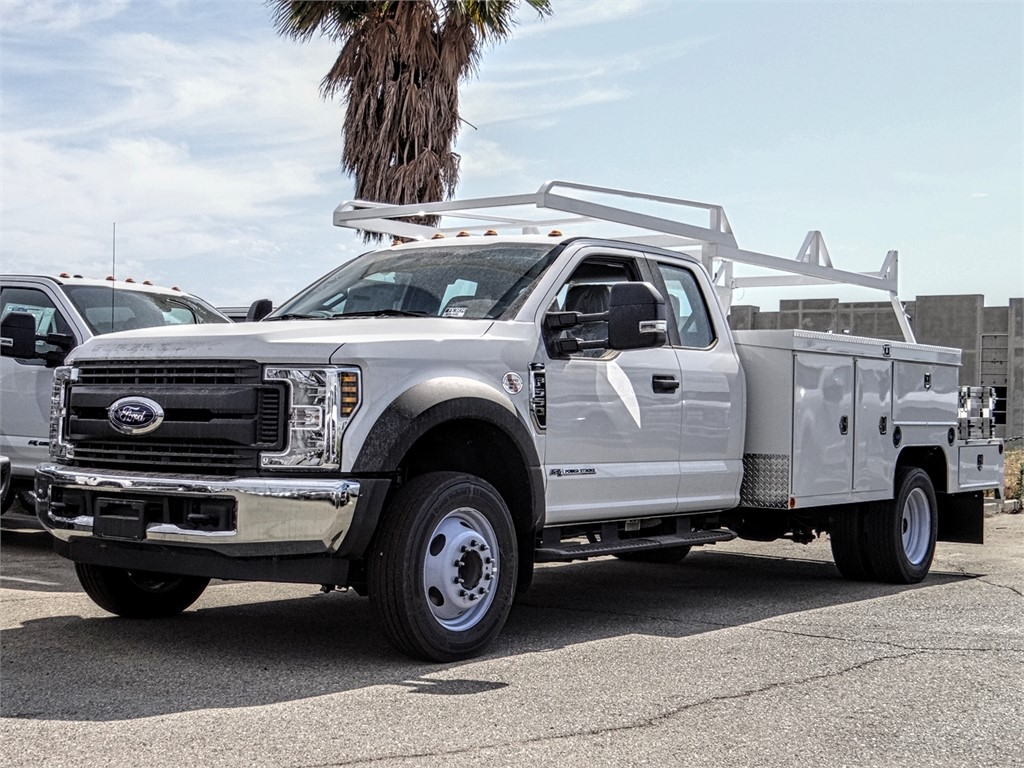 2019 F-550 Super Cab DRW 4x2,  Scelzi Welder Body #FK3834 - photo 1