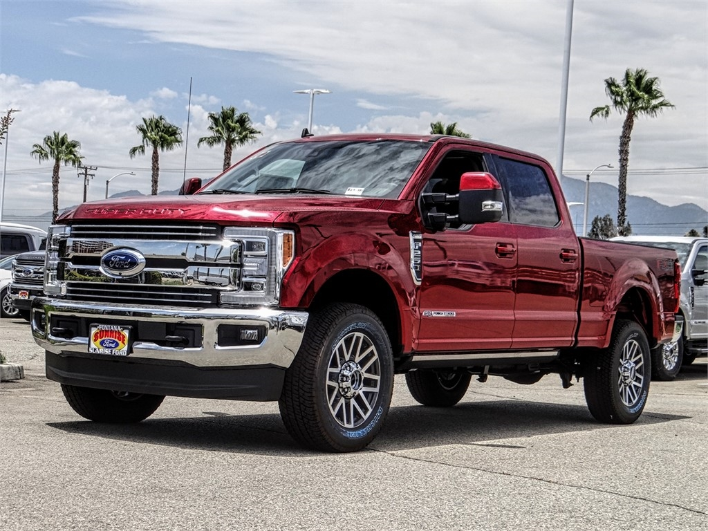 2019 F-250 Crew Cab 4x4,  Pickup #FK3877 - photo 1