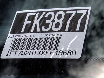 2019 F-250 Crew Cab 4x4,  Pickup #FK3877 - photo 36
