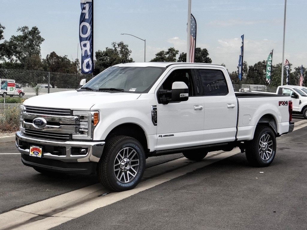2019 F-250 Crew Cab 4x4,  Pickup #FK3925 - photo 1