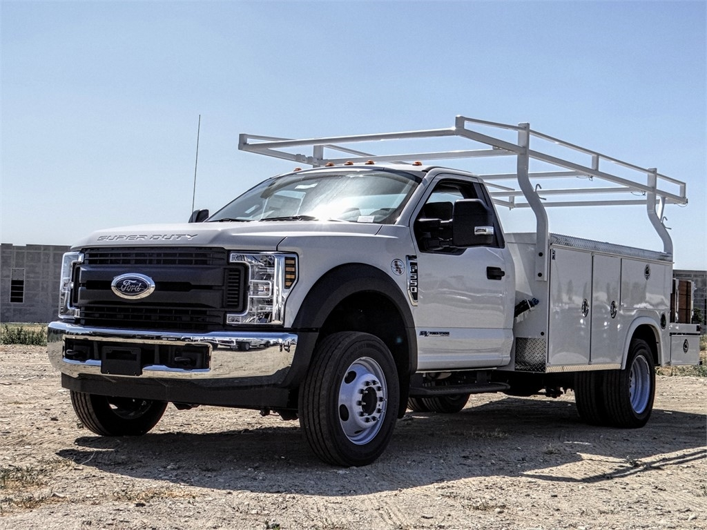 2019 F-550 Regular Cab DRW 4x2,  Royal Combo Body #FK3934 - photo 1