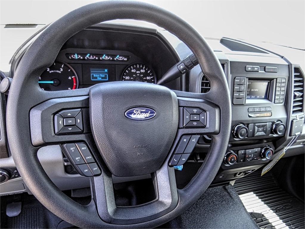 2019 Ford F-550 Regular Cab DRW 4x2, Royal Service Combo Body #FK3934 - photo 8