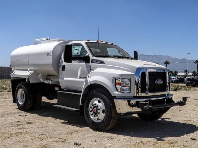 2019 F-750 Regular Cab DRW 4x2,  Scelzi Water Truck #FK3936 - photo 6