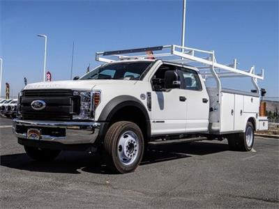 2019 F-550,  Royal Combo Body