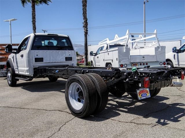 2019 F-550 Regular Cab DRW 4x2,  Cab Chassis #FK3956 - photo 1