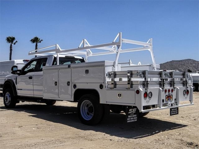 2019 F-550 Super Cab DRW 4x2,  Scelzi Combo Body #FK3965 - photo 1