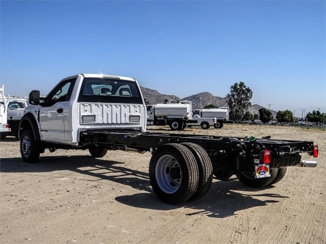 2019 F-550 Regular Cab DRW 4x2,  Cab Chassis #FK3990 - photo 1