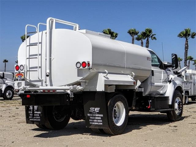 2019 F-750 Regular Cab DRW 4x2,  Scelzi Water Truck #FK3992 - photo 4