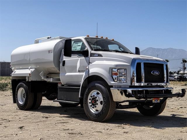 2019 F-750 Regular Cab DRW 4x2,  Scelzi Water Truck #FK3992 - photo 6