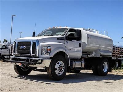 2019 F-750 Regular Cab DRW 4x2,  Scelzi Water Truck #FK3993 - photo 1