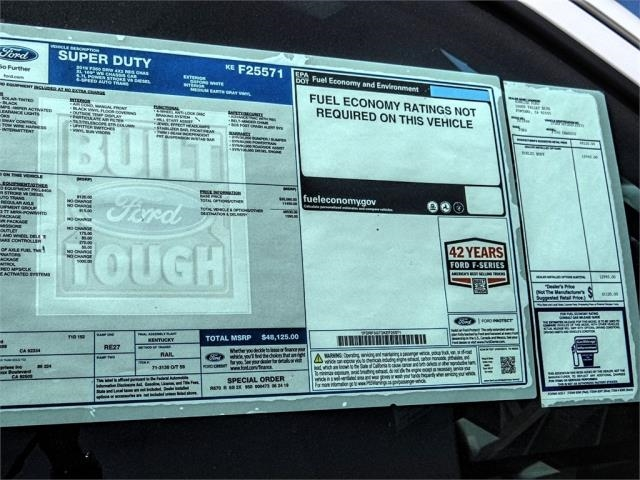 2019 F-350 Regular Cab DRW 4x2,  Scelzi CTFB Contractor Body #FK3994 - photo 10