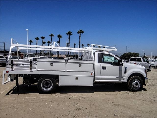2019 F-350 Regular Cab DRW 4x2,  Scelzi CTFB Contractor Body #FK3994 - photo 5