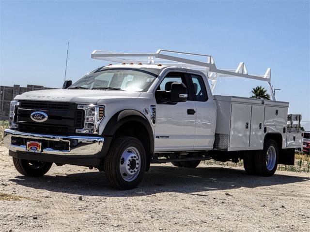2019 F-550 Super Cab DRW 4x2,  Scelzi Combo Body #FK3995 - photo 1