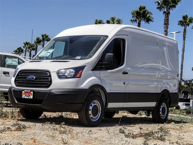 2019 Transit 250 Med Roof 4x2,  Empty Cargo Van #FK4010 - photo 1