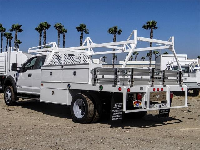 2019 F-450 Super Cab DRW 4x2,  Scelzi Contractor Body #FK4026 - photo 1