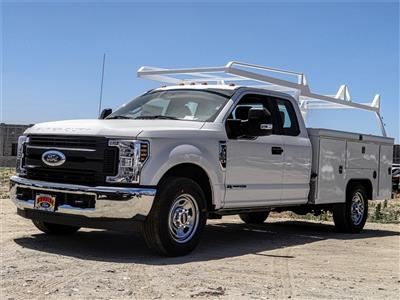 2019 F-350 Super Cab 4x2,  Scelzi Signature Service Body #FK4027 - photo 1