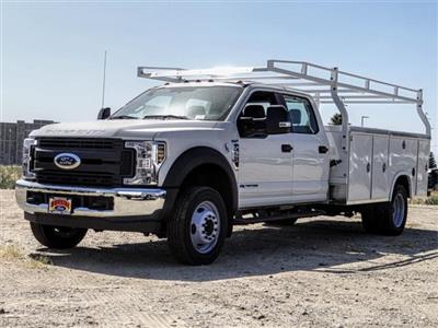 2019 F-550,  Royal Service Body