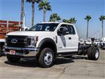 2019 F-550 Super Cab DRW 4x2,  Cab Chassis #FK4067 - photo 1