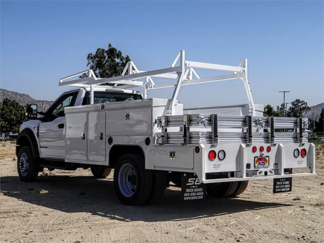 2019 F-550 Regular Cab DRW 4x2,  Scelzi Combo Body #FK4096 - photo 1