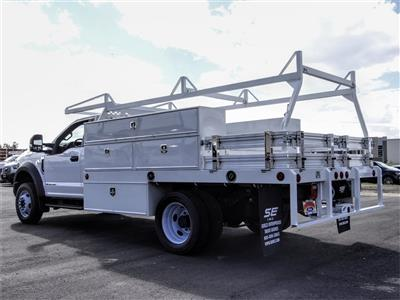 2019 F-550 Regular Cab DRW 4x2, Scelzi SCTFB Contractor Body #FK4096 - photo 2