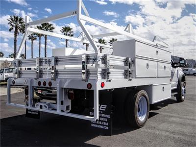 2019 F-550 Regular Cab DRW 4x2, Scelzi SCTFB Contractor Body #FK4096 - photo 4