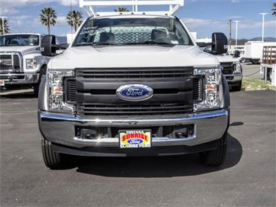 2019 F-550 Regular Cab DRW 4x2, Scelzi SCTFB Contractor Body #FK4096 - photo 7
