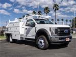 2019 F-550 Regular Cab DRW 4x2, Scelzi SCTFB Contractor Body #FK4096 - photo 6