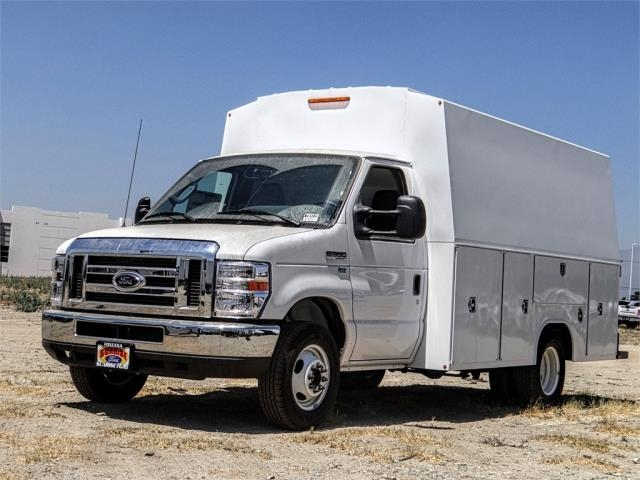 2019 E-350 4x2,  Harbor WorkMaster Service Utility Van #FK4119 - photo 1