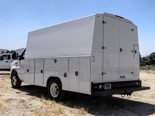 2019 E-350 4x2,  Harbor WorkMaster Service Utility Van #FK4119 - photo 2
