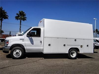 2019 E-350 4x2,  Harbor WorkMaster Service Utility Van #FK4120 - photo 3
